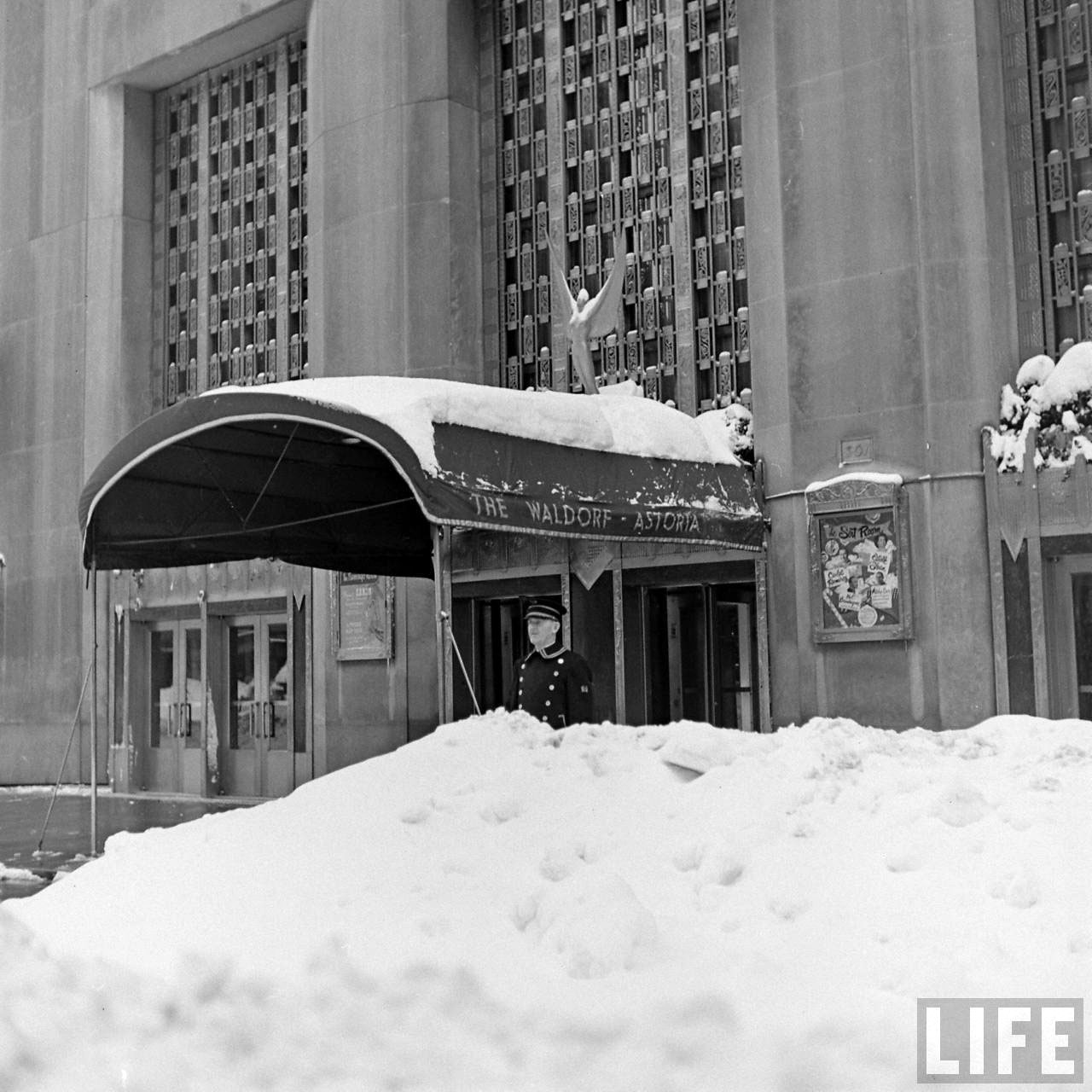 New York Astoria Waldorf