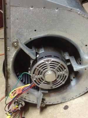 Blowers and fans design & troubleshoot  Gray Furnaceman Furnace Troubleshoot and Repair