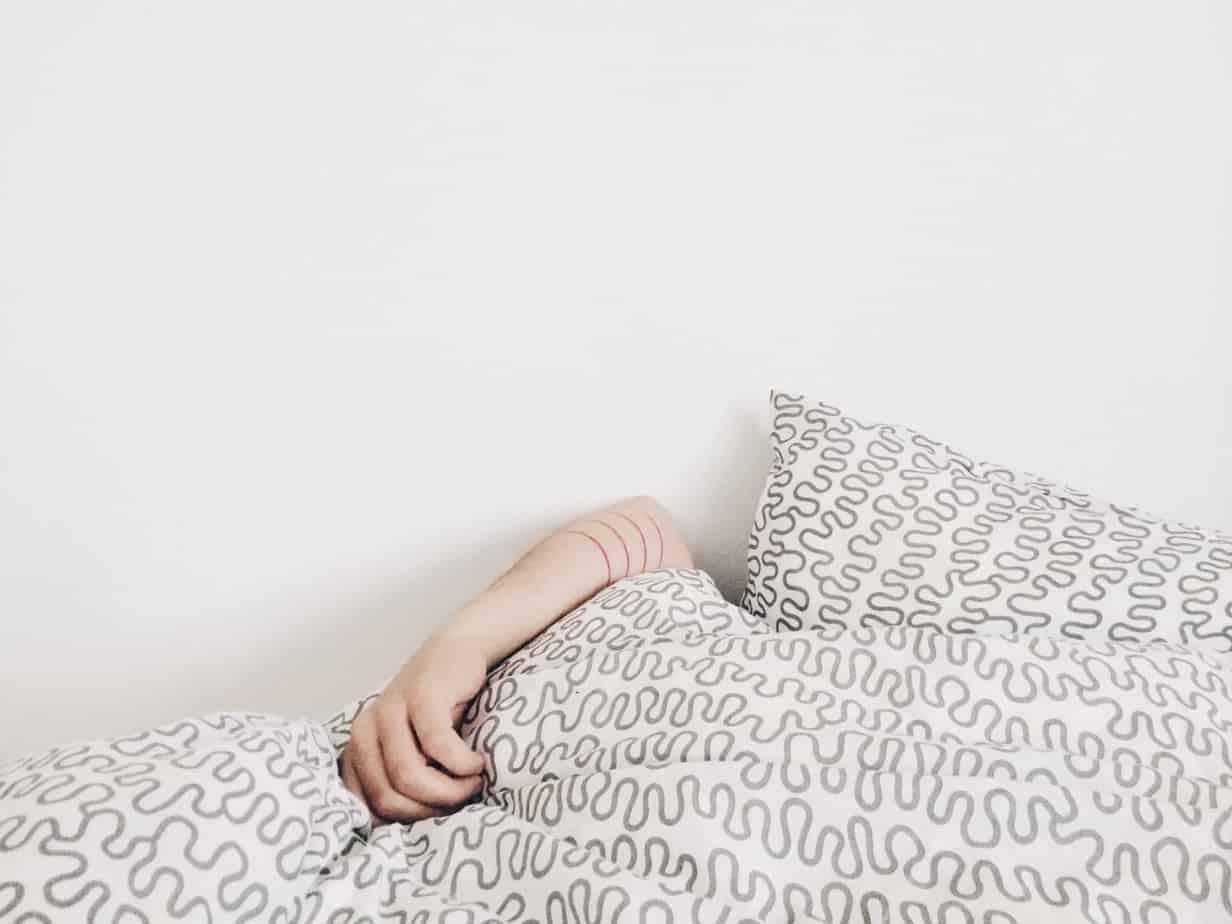 fall asleep faster tonight
