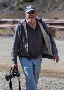 Photographer Gary Gray