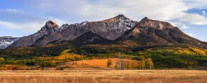 View From Last Dollar Road in the San Juan Mountains of Colorado