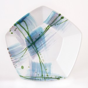 Breeze Pentagonal Bowl