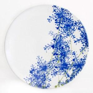 Cornflower Side Plate