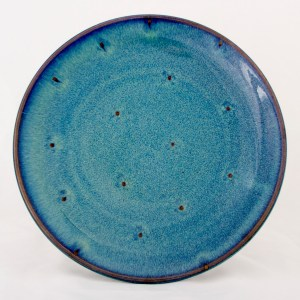 Forget Me Not Dinner Plate