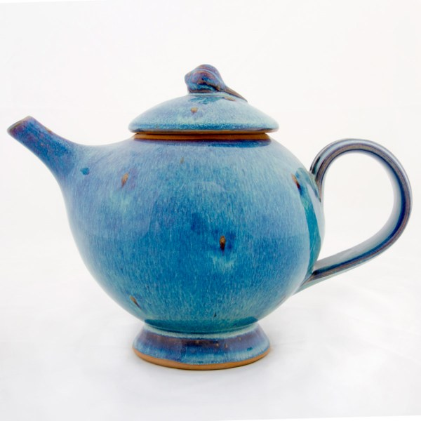 Forget Me Not Teapot