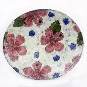 Hawaiian Oval Platter