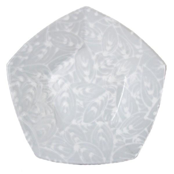 Lace Pentagonal Bowl
