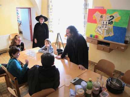 Zaubertränke mit Professor Snape
