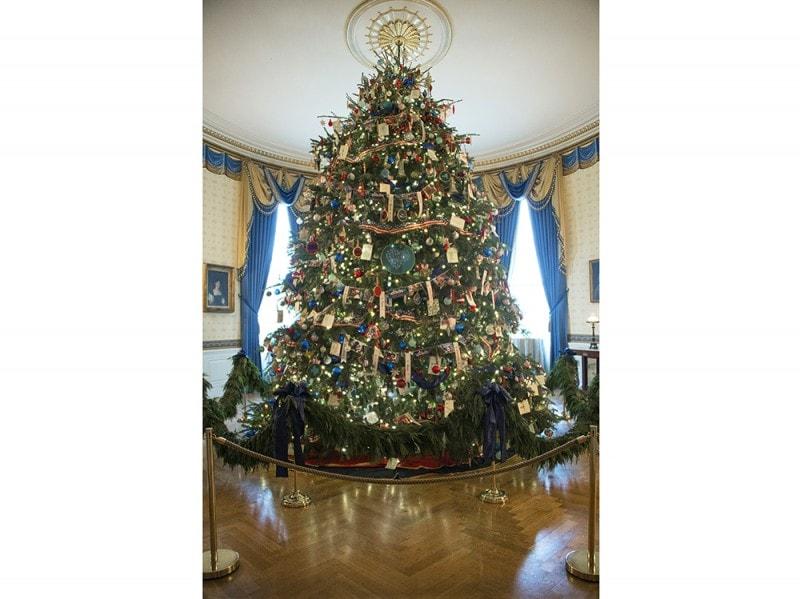 US-POLITICS-OBAMA-CHRISTMAS