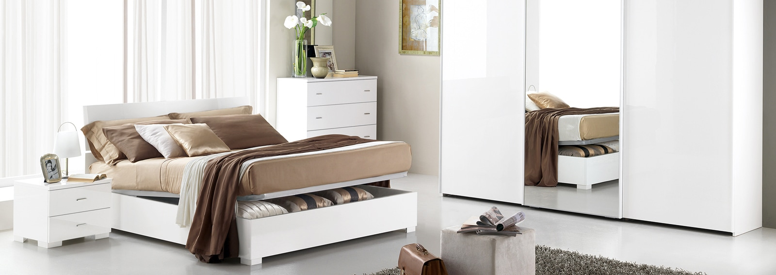 Siete alla ricerca dell'arredo per la camera da letto? Mondo Convenienza Le Camere Da Letto Piu Belle Grazia