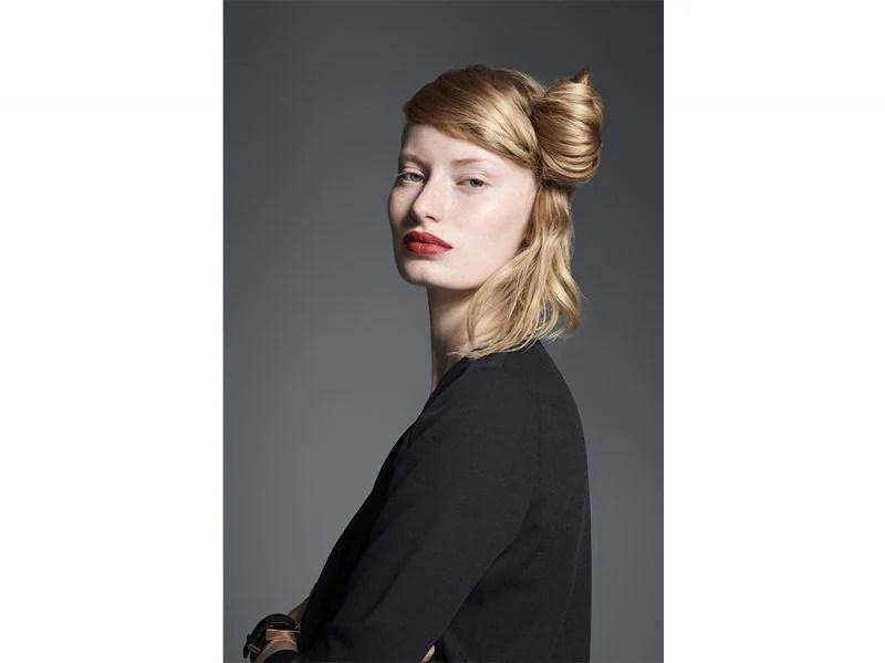 acconciature capelli autunno inverno 2017 2018 dai saloni JEAN LOUIS DAVID (2)