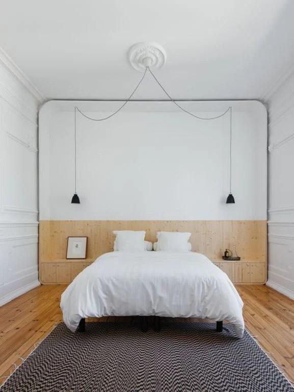 Pareti dai colori più luminosi rispetto al pavimento permettono di allargare la stanza e ridurre l'altezza percepita. 8 Coppie Di Colori Perfette Per La Camera Da Letto Grazia It