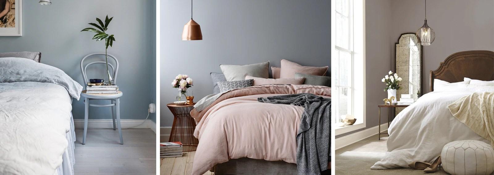 La camera da letto!6 consigli per arredare: 8 Coppie Di Colori Perfette Per La Camera Da Letto Grazia It