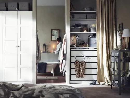 Come Arredare Il Guardaroba Con Ikea Graziait