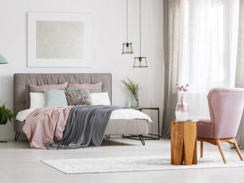 Con il tortora beige tutte le pareti della camera da letto con tende color. Arredare La Casa Con Il Colore Tortora 8 Idee Originali Grazia It