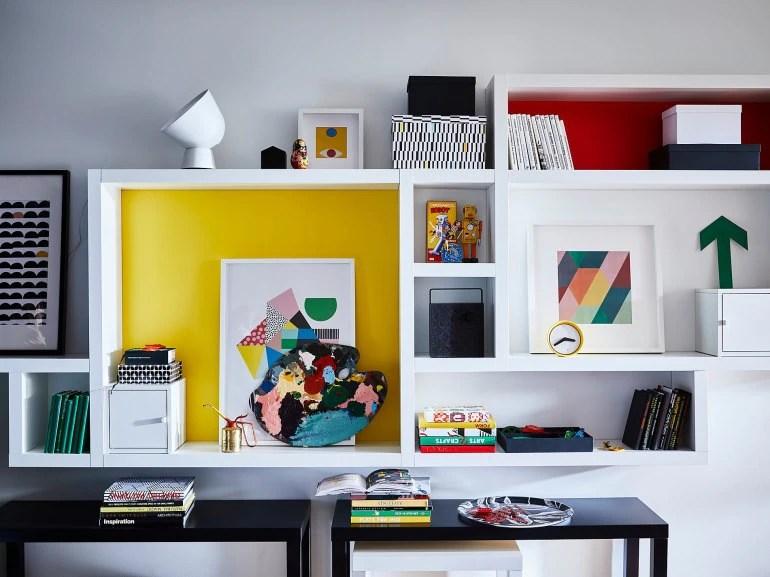 Rummaging through a cluttered entryway isn't a great way to start your day. Mensole Ikea 8 Modelli Ideali Per Decorare La Casa Da Comprare Subito