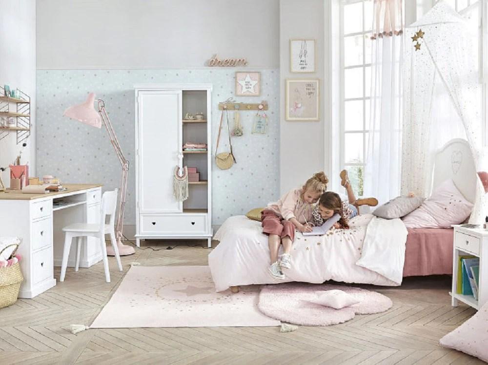 Camere da letto shabby chic in vendita in arredamento e casalinghi: Maisons Du Monde Come Arredare La Cameretta Con La Collezione Bambini Grazia It
