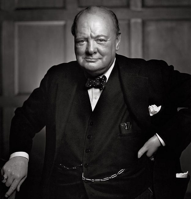 churchill-portrait