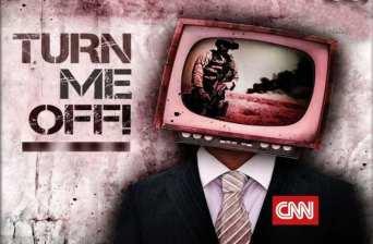 Bildergebnis für cnn is a war propaganda maschine