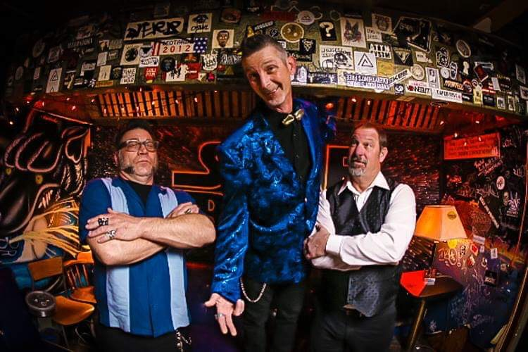 Slim and the Gems at Rockin Route 66