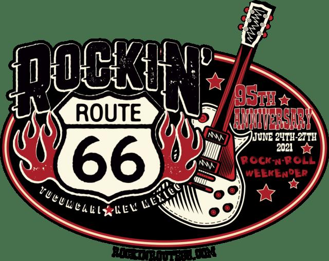 Rockin Route 66 Logo