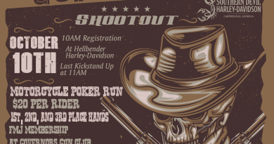 Gun Runner Charity Poker Run