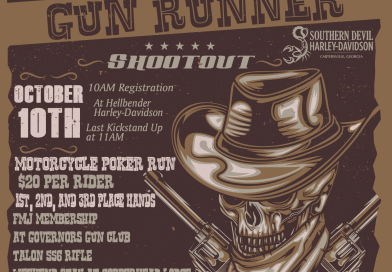 Gun Runner Charity Poker Run