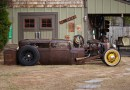 KiloWatts Creation's 28′ Ford Sedan built by Jeff Watts