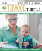 Triwood Trumpet