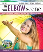 The Elbow Scene Newsletter