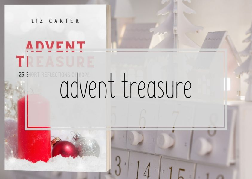 Advent Treasure - 25 short reflections on hope