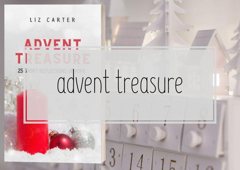 Advent Treasure - 25 short reflections on hope