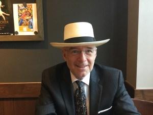 Ken Besser in Starbucks