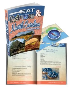 Eat and Explore North Carolina Cookbook