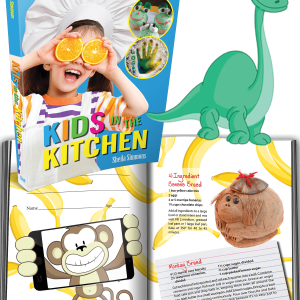 Kids in the Kitchen Memories Cookbook