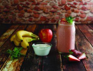 Apple Strawberry Smoothie Recipe