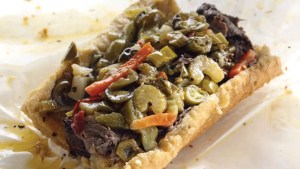 Chicago Italian Beef Sandwich Recipe