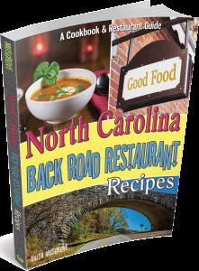 North Carolina Back Road Restaurant Cookbook