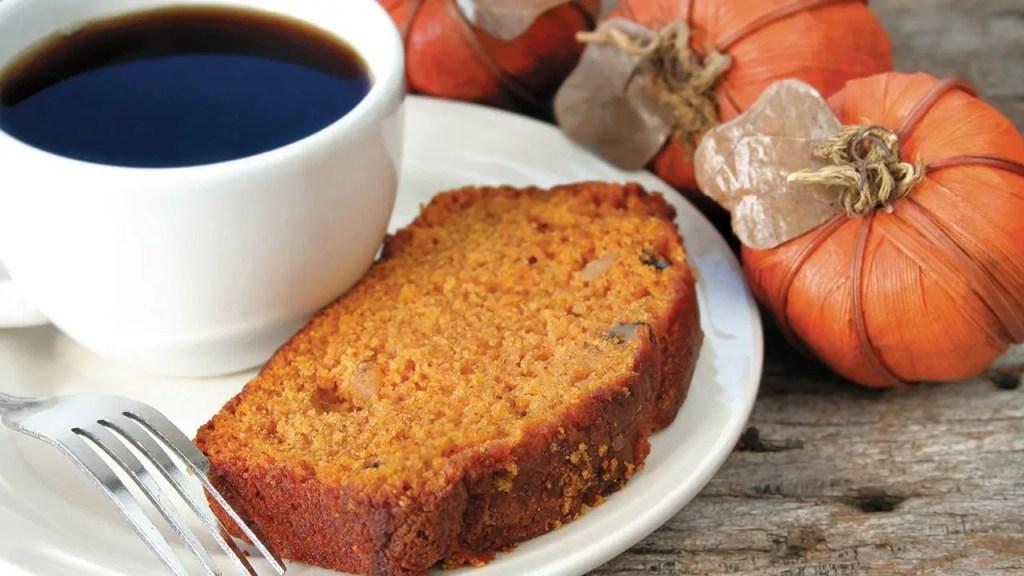 Carol's Pumpkin Bread Recipe