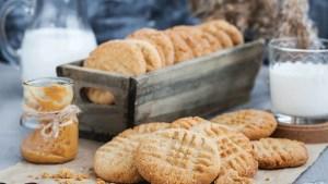 Georgia Goober Butter Cookies Recipe