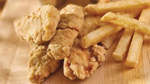 Vicki's Easy Chicken Nuggets Recipe