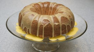 Fuzzy Navel Cake Recipe