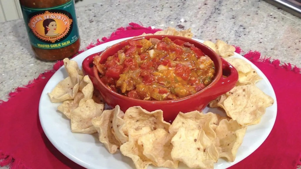 Salsa Señorita's Salsa Ranchero Recipe