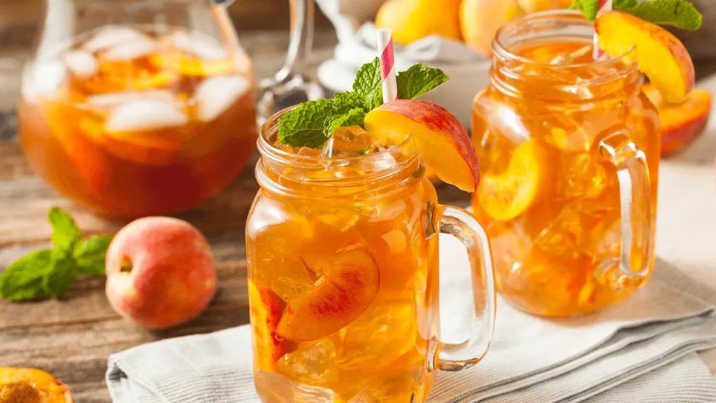 Southern Peach Iced Tea Recipe