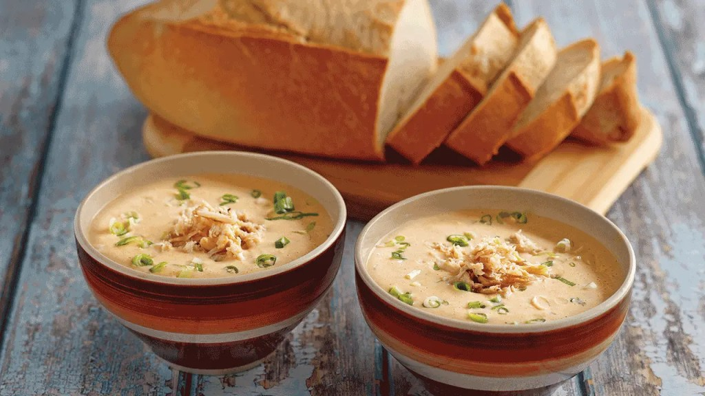 82 Queen's She Crab Soup
