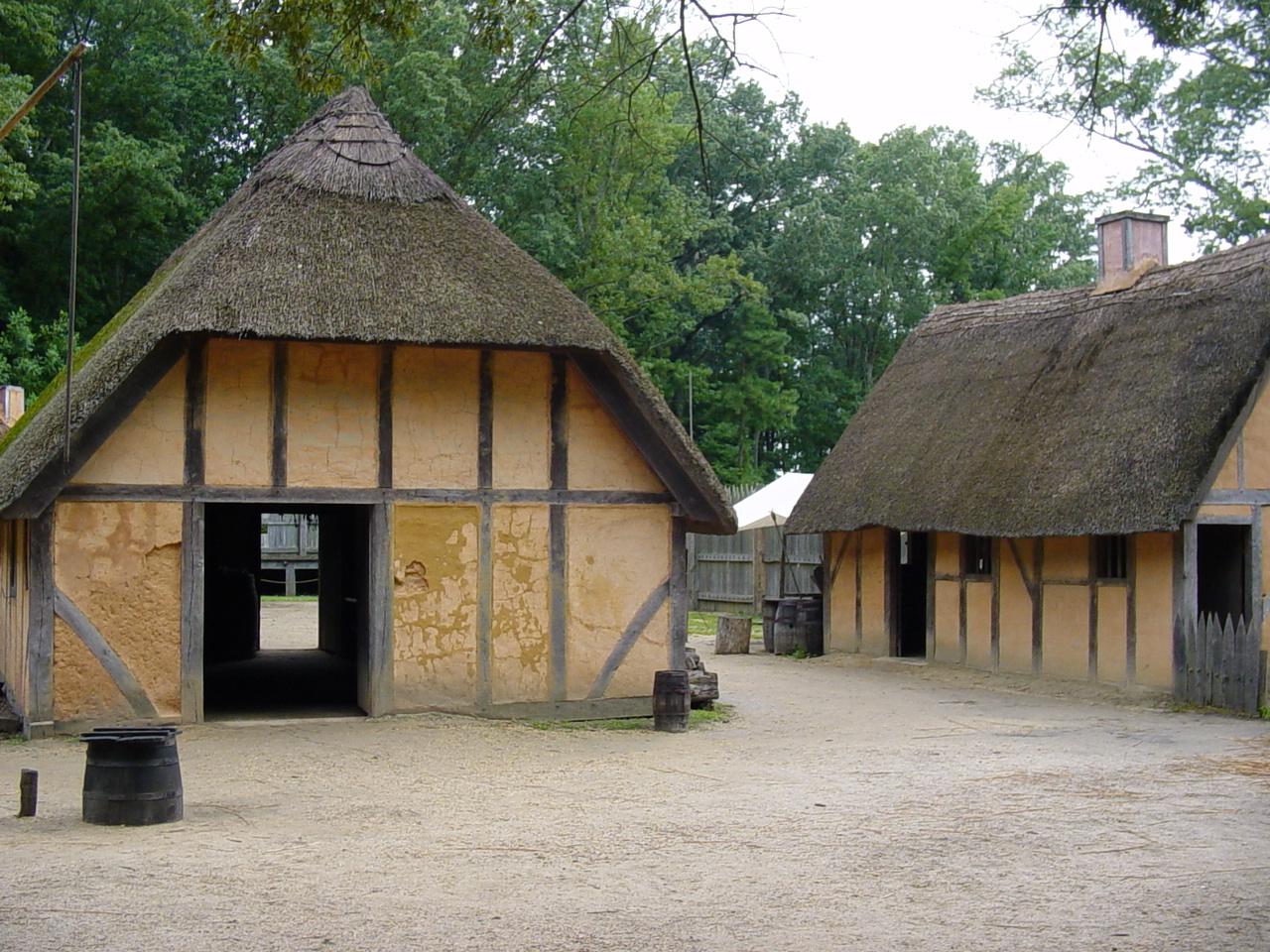 History Jamestown