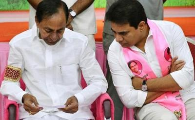 KCR Clarifies He Will Continue To Be The CM And Not KTR
