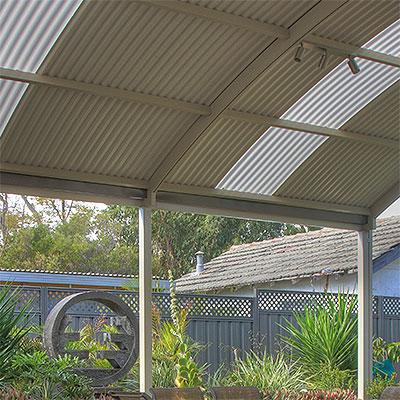 patio pergola roofing great aussie