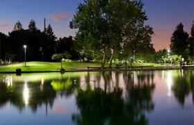 LED lighting California