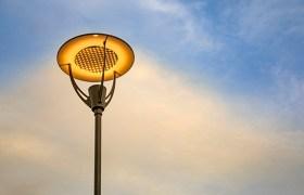 Municipal LED street lighting